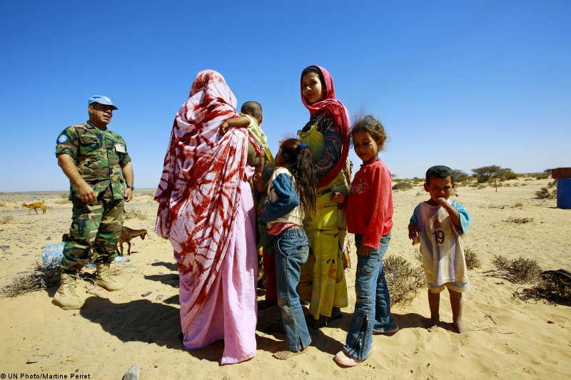 Resultado de imagen de sahara occidental imagenes