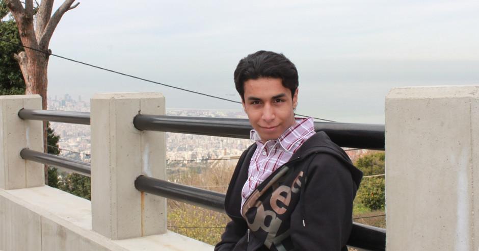 Retrato de Ali al-Nimr