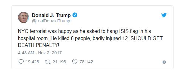 Se debe condenar a muerte a los terroristas?