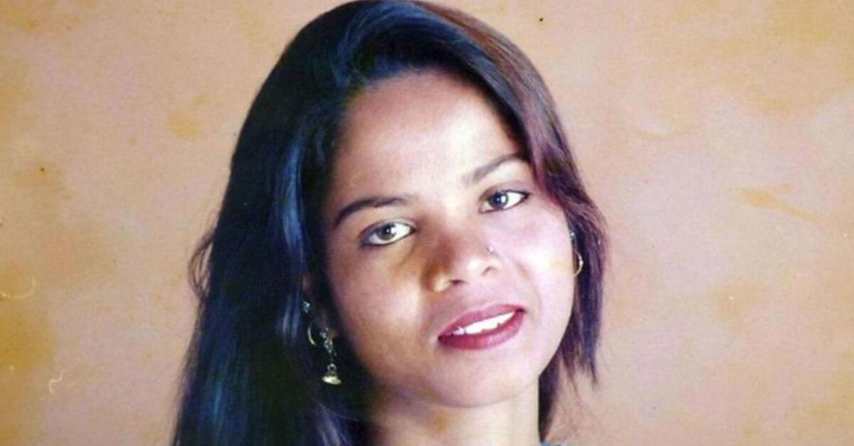Retrato de Aasia Bibi