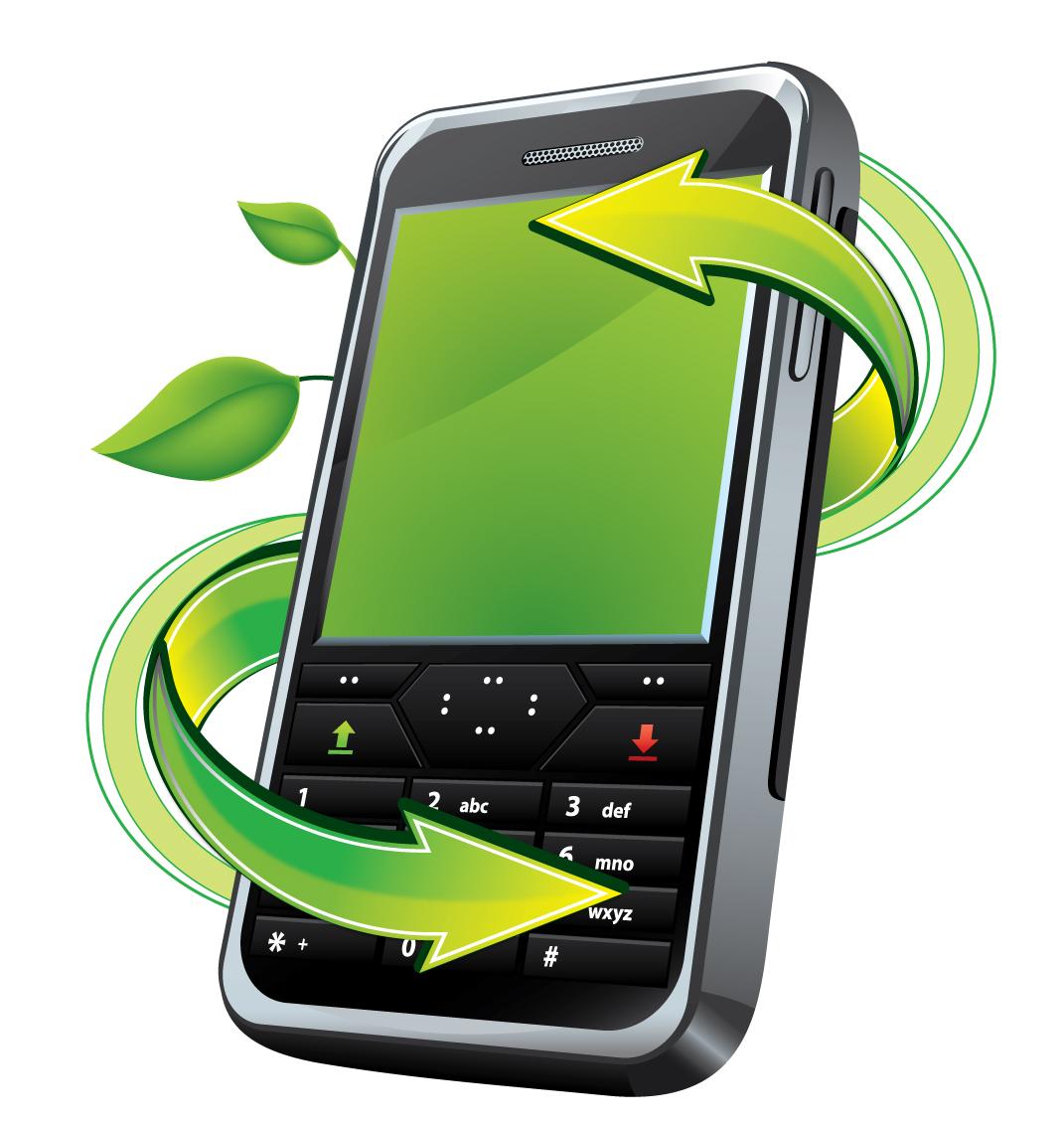 recicla el móvil