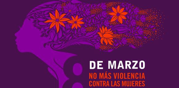 8M - No más violencia contra las mujeres