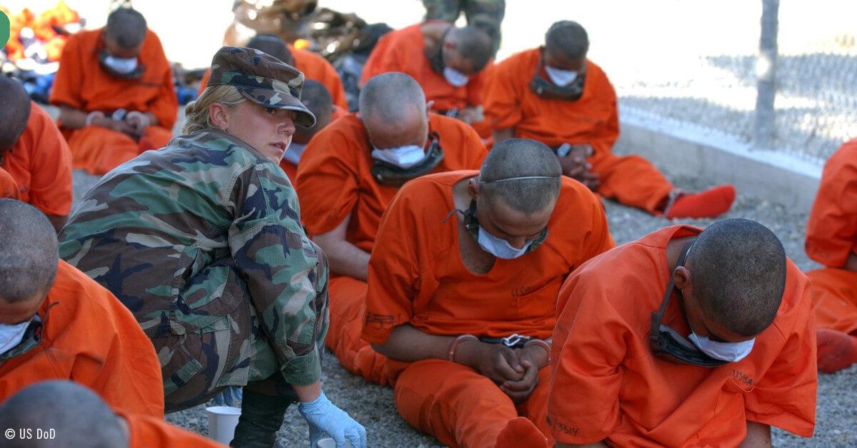 Pide al presidente electo Biden que cierre Guantánamo